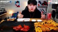 【韓國吃播-YUDITY】BHC最新上市新菜單-各種口味炸雞