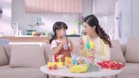 孩子愛吃零食,媽媽用蛋白粉給孩子做又營養又健康