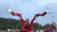 國內自主研發首臺大型搶險救援機器人正式投入市場