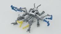 能力風暴教育機器人項目展示——小蜜蜂