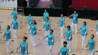池州市持杖健走團在全民健身日暨笫三屆全國老年人體育健身主題示范活動展示持杖操。MVI_0202