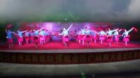 山東有線電視 廣場舞大賽 淄博市新區賽區 決賽  4. 腰鼓  開門紅   曹營舞蹈隊.  20170826