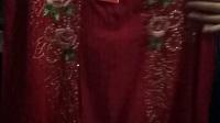 已清889期中高端品牌榮瀾趙雅芝代言貴婦裝秋冬款中長袖刺繡釘珠打底外穿大版衫連衣裙特價400元7件專柜一件的價格不到微信15165126829