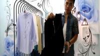 高端品牌女裝折扣批發 布根香17年春裝廠家直銷走