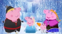冰雪奇緣 艾莎公主變成了一頭豬