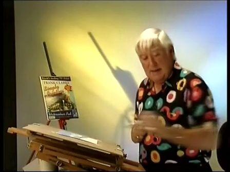 跟傅蘭克學畫畫全集 –