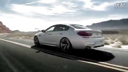 全新寶馬M6 coupe大片級廣告
