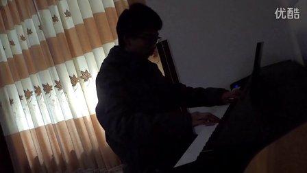 【达人作品】手指的幻想 钢琴作品!