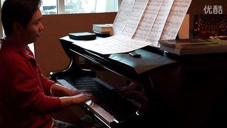钢琴家沈文裕演奏鲜远改编《梦里水乡》江珊原唱