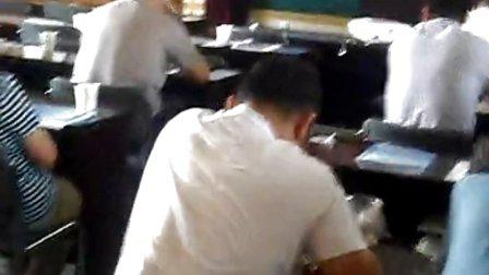2014.8.28陜西寶雞課堂活動視頻